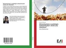 Borítókép a  Alimentazione e patologie osteoarticolari: esiste una relazione? - hoz