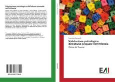 Обложка Valutazione psicologica dell'abuso sessuale nell'infanzia
