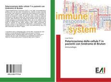 Capa do livro de Polarizzazione delle cellule T in pazienti con Sindrome di Bruton