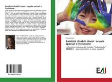 Copertina di Bambini disabili cinesi : scuole speciali e inclusione