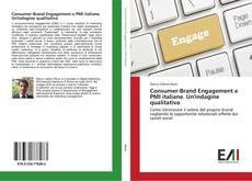Buchcover von Consumer-Brand Engagement e PMI italiane. Un'indagine qualitativa