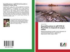 Buchcover von Quantificazione in qRT-PCR di M.smithii in impianti di acque reflue
