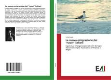 """Portada del libro de La nuova emigrazione dei """"nuovi"""" italiani"""