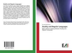 Bookcover of Duality and Regular Languages