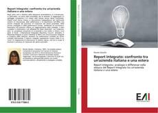 Обложка Report Integrato: confronto tra un'azienda italiana e una estera