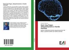 Bookcover of Geni ring finger, ubiquitinazione e ritardo mentale