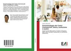 Fenomenologia dei Centri Commerciali: teoria, evoluzione e analisi kitap kapağı