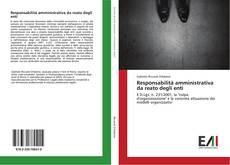 Responsabilità amministrativa da reato degli enti kitap kapağı