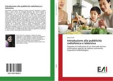 Buchcover von Introduzione alla pubblicità radiofonica e televisiva
