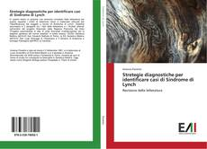 Capa do livro de Stretegie diagnostiche per identificare casi di Sindrome di Lynch