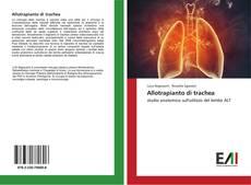 Bookcover of Allotrapianto di trachea