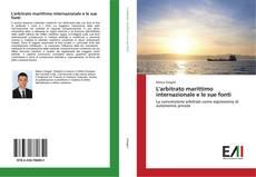 Buchcover von L'arbitrato marittimo internazionale e le sue fonti