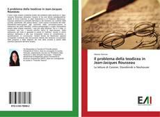 Bookcover of Il problema della teodicea in Jean-Jacques Rousseau