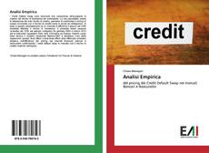 Bookcover of Analisi Empirica