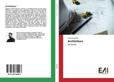 Copertina di Architetture