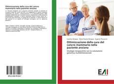 Copertina di Ottimizzazione della cura del cancro mammario nella paziente anziana
