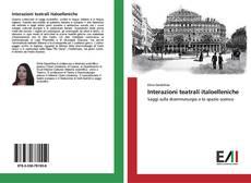 Couverture de Interazioni teatrali italoelleniche