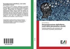 Bookcover of Personalizzazione dell'offerta, tratti della personalità e brand