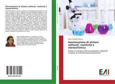Couverture de Amminazione di alcheni solforati: reattività e stereochimica