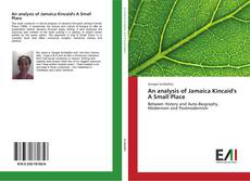 Couverture de An analysis of Jamaica Kincaid's A Small Place