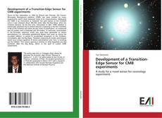 Bookcover of Development of a Transition-Edge Sensor for CMB experiments