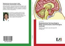 Modulazione farmacologica della trasmissione istaminergica centrale kitap kapağı