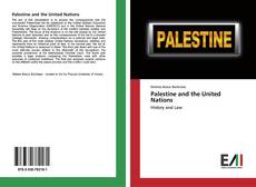 Couverture de Palestine and the United Nations