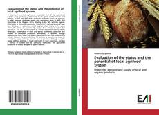 Copertina di Evaluation of the status and the potential of local agrifood system