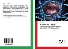 Bookcover of Il dolore del sangue