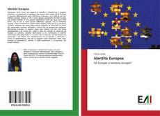 Bookcover of Identità Europea