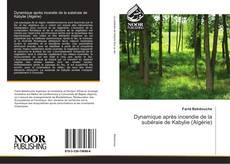 Dynamique après incendie de la subéraie de Kabylie (Algérie) kitap kapağı