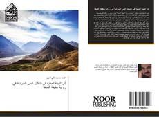 Bookcover of أثر البيئة المكيّة في تشكيل البنى السردية في رواية سقيفة الصفا