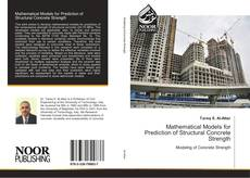 Buchcover von Mathematical Models for Prediction of Structural Concrete Strength