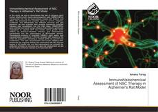 Обложка Immunohistochemical Assessment of NSC Therapy in Alzheimer's Rat Model
