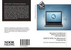 Portada del libro de ANSYS APDL for Mechanical Engineering
