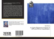 Copertina di A Logistic Regression Analysis of LPP and PCA on Classification