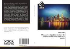 Bookcover of Management public. Analyse de performances dans le secteur public