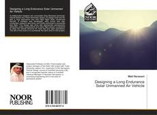 Bookcover of Designing a Long Endurance Solar Unmanned Air Vehicle