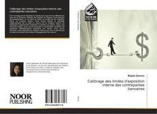 Bookcover of Calibrage des limites d'exposition interne des contreparties bancaires