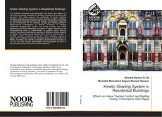 Buchcover von Kinetic Shading System in Residential Buildings
