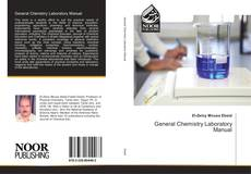 Bookcover of General Chemistry Laboratory Manual