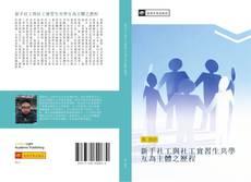 新手社工與社工實習生共學互為主體之歷程 kitap kapağı