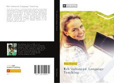 Bookcover of Web-enhanced Language Teaching