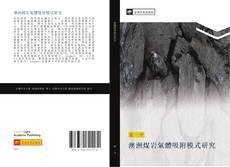 Bookcover of 澳洲煤岩氣體吸附模式研究