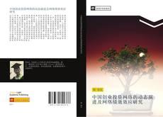 中国创业投资网络的动态演进及网络绩效效应研究的封面