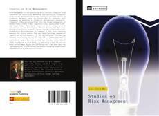 Bookcover of Studies on Risk Management