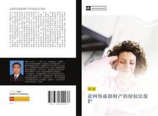 论网络虚拟财产的侵权法保护 kitap kapağı