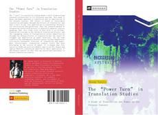 "Bookcover of The ""Power Turn"" in Translation Studies"