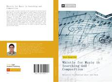 Whistle for Music in Searching and Composition kitap kapağı