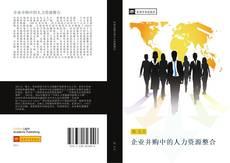 Capa do livro de 企业并购中的人力资源整合